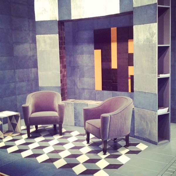 600x600 Floor Tiles >> Piastrelle in pelle con legno, marmo, vetro; nuovi