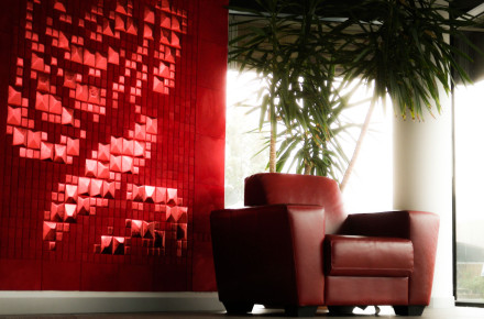 leather-wall-tiles--rose-mosaic---lapelle-design-leather-tiles(3)
