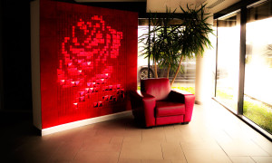 leather-wall-tiles--rose-mosaic---lapelle-design-leather-tiles(4)