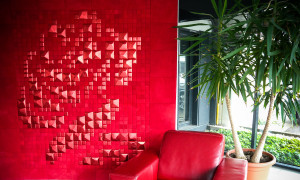 leather-wall-tiles--rose-mosaic---lapelle-design-leather-tiles(5)